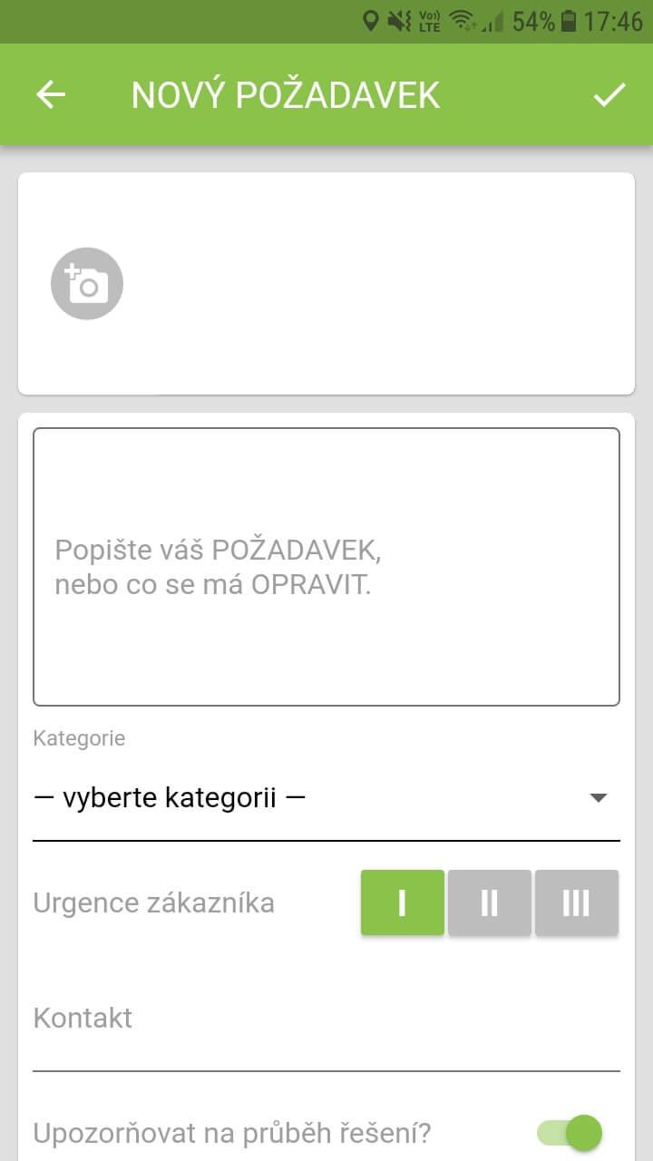 Fixatio app demo